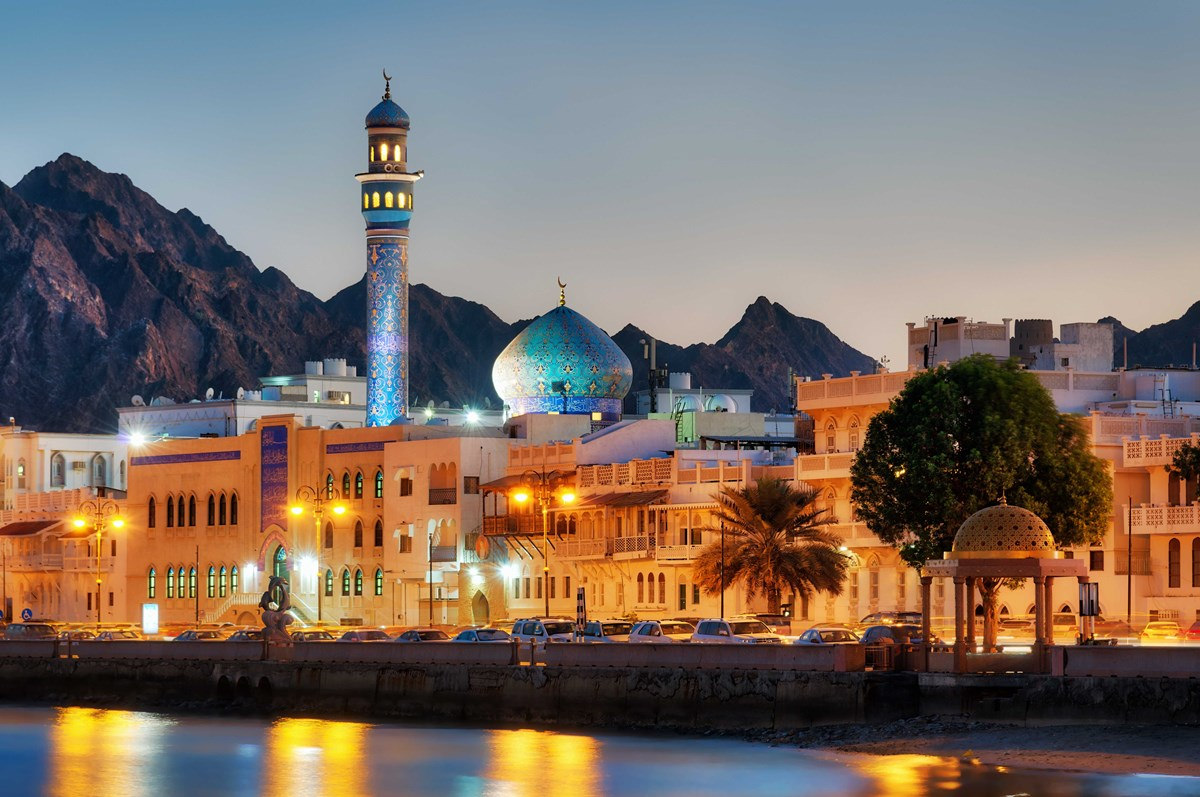 H / D: MUSCAT BY NIGHT WITH SEAFOOD DINNER: 4 hours - DAILY